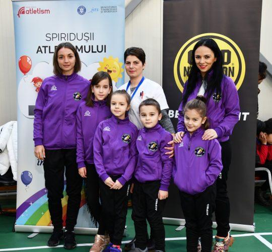 Club Sportiv Alessia Athletics