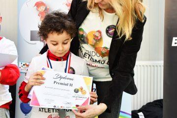 Spiridusii Atletismului Editia 2020 – Paula Ivan