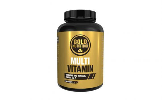 Multi Vitamin Gold Nutrition 60cps
