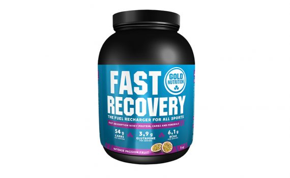 Fast Recovery Fructul Pasiunii 1Kg GoldNutrition