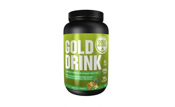 Gold Drink Tropical 1Kg GoldNutrition