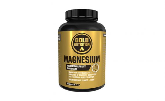 Magneziu 600 MG 60CPS GoldNutrition