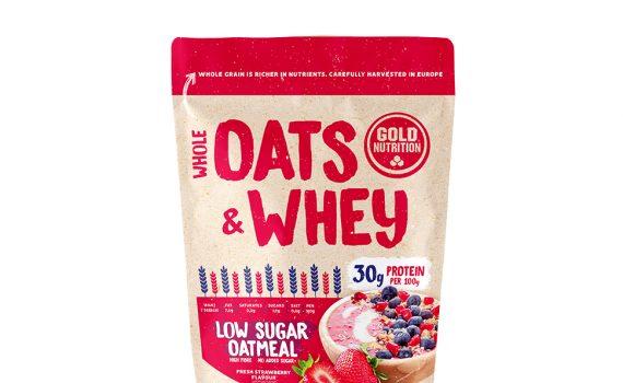 Oats & Whey GoldNutrition