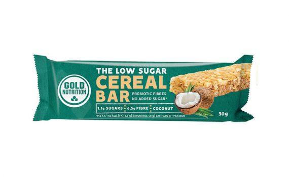 Goldnutrition Baton Cereale Low Sugar Cocos 30G
