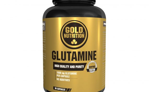 Goldnutrition Glutamine 1000 MG  90 Capsule
