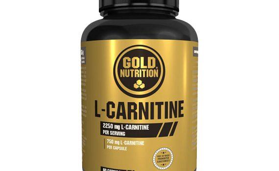 Goldnutrition L-Carnitine 750 Mg 60 Capsule