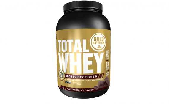 Goldnutrition Total Whey Protein Ciocolata 1 Kg